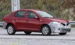 Папарацци сфотографировали прототип «странного» Renault Logan