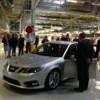 Производство Saab 9-3 остановлено. Деньги кончились