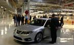 Saab вернется к жизни 2 декабря 2013 года