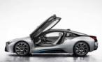 Опубликованы первые фотографии BMW i8