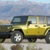 Jeep Wrangler Unlimited. По полям, по долам