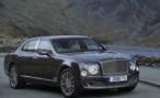 Кабриолета Bentley Mulsanne не будет