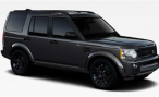 Land Rover представляет в России ограниченную серию Discovery 4 Black Edition