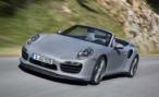 Porsche представляет новые модификации кабриолета 911 — Turbo и Turbo S