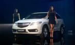 Acura рассказала об особенностях кроссовера RDX для российского рынка