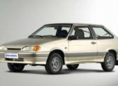 Трехдверная Lada Samara снята с производства
