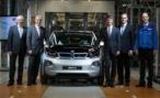 BMW i5 будет седаном или кроссовером
