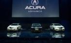 Acura вернулась в Россию