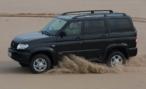 УАЗ отзывает Patriot из-за неисправности в системе обогрева ветрового стекла