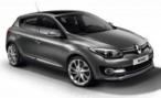 Семейство Renault Meganе получит новое «лицо»