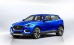 Концепт-кроссовер Jaguar C-X17. О серии ни слова