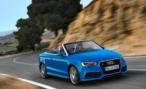 Audi A3 Cabriolet. Воспоминания о лете