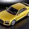 Audi планирует запустить Sport Quattro и Nanuk в серийное производство
