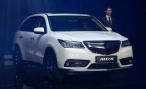 Acura расказала о российской версии кроссовера MDX