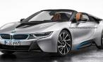 Дизайнер-любитель нарисовал BMW i8 Spyder