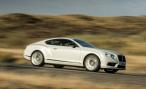 Bentley представляет более мощную версию Continental GT V8
