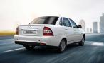 Lada Priora получила встроенный навигатор GPS/ГЛОНАСС