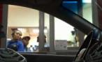 Какие они все-таки в «Макдональдсе» нервные (видео)