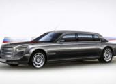 Управделами президента России получило детальный проект президентского лимузина