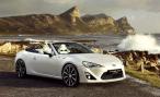 Toyota временно отказалась от производства кабриолета GT 86