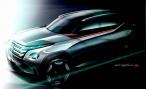 Mitsubishi представит три концептуальных автомобиля на автосалоне в Токио