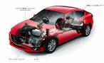 Mazda сделает «трешку» гибридной