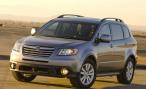 Subaru откажется от Tribeca в пользу нового семиместного кроссовера