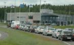 Самые длинные в России пробки – на границе с Финляндией