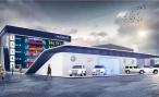 Volkswagen построит в Сочи интерактивный павильон для участников и гостей Олипмйских игр