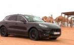Porsche Macan протестировали в пустыне. Выдержал