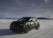Nissan публикует фотографии и видео прототипа Qashqai нового поколения