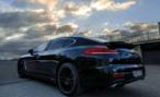 На автодроме в Мячково представили обновленную Porsche Panamera