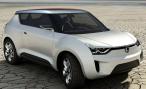 SsangYong впервые представит конкурента Nissan Juke в марте 2014 года