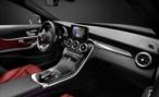 Mercedes-Benz покажет новый C-class по частям – сначала интерьер