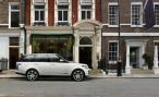 Land Rover представляет длиннобазовый Range Rover L