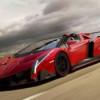 В Интернет просочились фотографии Lamborghini Veneo Roadster