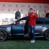 Audi одарила игроков мадридского «Реала» новыми автомобилями