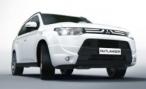 Mitsubishi представляет в России спецверсию Outlander Samurai