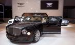 Bentley показал в Дубае особенный Mulsanne. Для шахов и султанов