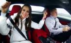 О том как финалисток конкурса «Мисс Вселенная» на Mercedes-Benz SLS AMG катали