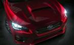 Subaru показала первое фото WRX нового поколения
