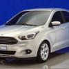 Новый Ford Ka появится в Европе в 2015 году