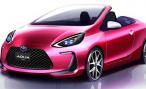 Toyota представит на Токийском автосалоне несколько новых концептов; среди них — Aqua Air и Aqua Cross