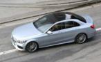 Новый Mercedes-Benz C-class увидели без камуфляжа