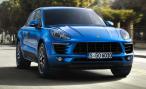 Porsche Macan представили в Лос-Анджелесе