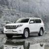 Toyota начинает продажи в России и Белоруссии обновленного Land Cruiser Prado