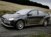 Mitsubishi Lancer Evolution «продлили жизнь» на один год
