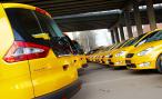 Ford Sollers выпустил в России 270 автомобилей Ford Galaxy специальной серии для новой службы такси