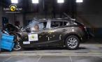 Новые Mazda3 и Peugeot 308 получили «пять звезд» в краш-тестах Euro NCAP