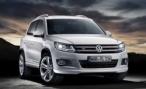 В России открыт прием заказов на Volkswagen Tiguan R-Line